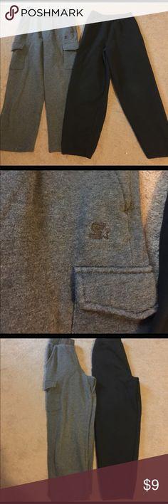 2-pc sweatpants bundle:  Starter & Hanes both sz 8 2-pc sweatpants bundle:  Starter & Hanes both sz 8 STARTER Bottoms Sweatpants & Joggers
