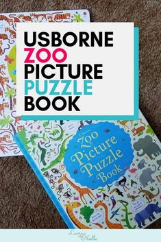 Children learn with their senses, and visual perception is a skill to be developed. Here's what we thought of the Usborne Zoo Picture Puzzle Book. Visual Learning, Kids Learning, Motivational Words, Inspirational Quotes, Preschool Books, Preschool Ideas, Zoo Pictures, Picture Puzzles, Happiness Quotes