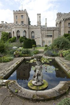 Elton Hall, Cambridgeshire, England