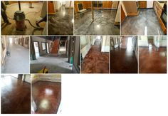 Keeping busy with new concrete coating flooring projects for large office buildings and homes. | 5 Star Floor and More