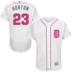e497dd06b31 Tigers  23 Willie Horton White Flexbase Authentic Collection 2016 Mother s  Day Stitched MLB Jersey Justin