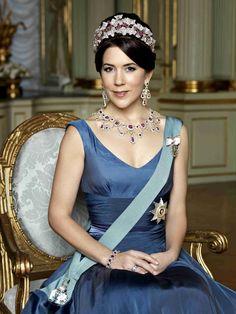 H.R.H. Princess Mary, The Crown Princess of Denmark, née Donaldson