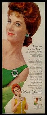 Sarah Coventry Ad 1965
