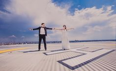 wedding photo session  poze cu ursu