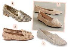 Resultado de imagen de shoes leather perforated