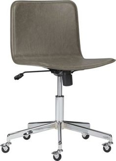 Office furniture office desks seven star decor - Http Www Pbteen Com Products Highlands Gray Wingback