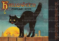 Cats Halloween Holidays Imprint: Darling & Company'
