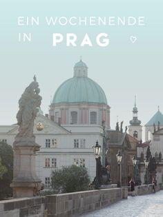 Tipps für einen City-Wochenend-Trip nach Prag! #tschechien #prag #wochenende #kurztrip