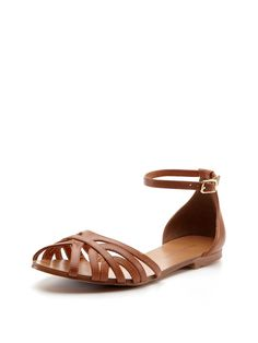 086363bc26941e Amanda Sandal by Maiden Lane at Gilt