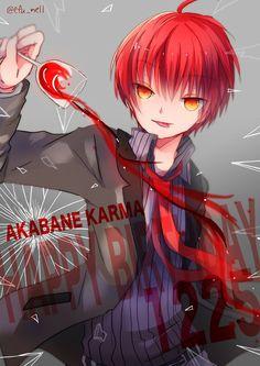 Assassination Classroom || Karma