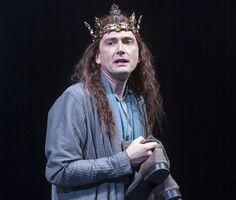 David Tennant Plays Richard II For 100th Time Tonight