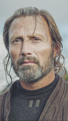 Mads Mikkelsen as Galen Erso star wars rogue one | Tumblr