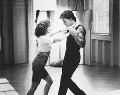 Dirty Dancing 80s Movie (Warm Up) Glossy Photo Photograph Print Photo