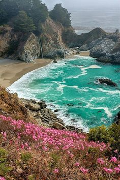 Big Sur, California So, you're the outdoorsy type but you want your honeymoon to feel luxurious and special — ever heard of glamping? For those who don't know, glamping is glam camping, meaning you won't have to rough it too much. Big Sur is right here in California, and it's the perfect stateside place for a glamping honeymoon. With incredible views of the ocean, cliff side hikes, and the adorable town of Carmel close by, Big Sur is nothing short of romantic. Our very own Ilana Saul and her husband recently glamped in a Yurt at Treebones Resort and loved it. Don't love glamping? Book a room at the Post Ranch Inn Resort instead.Related: Wedding Bells — Lauren Conrad's Guest List Rules