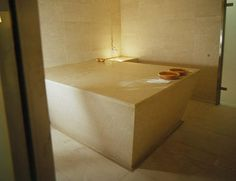 hammam in marmo, Spa-Concept