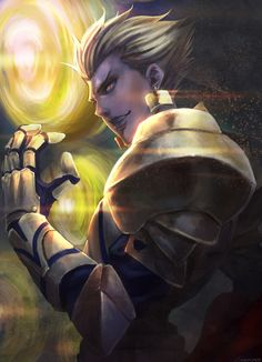 Pixiv Id 4733397, Fate/stay night, Gilgamesh