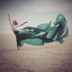cooparating with photographer, dance photography  model: Kristýna Hrdličková