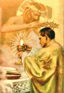 The Holy Mass: The Golden Key of Paradise Blog Post | The Catholic Company