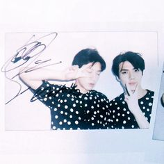 EXOdicted - EXO Fansite: [OFFICIAL/SCANS/Updated]150715 Chanyeol & Sehun For Ceci Magazine August Issue