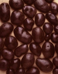 The beautiful Purple Majesty Potato, high in healthy antioxidants