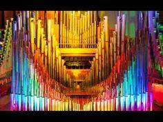 Tema de Star Wars tocado em um Órgão de Tubo