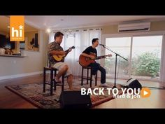 Herb Ohta Jr. & Jon Yamasato - Back To You (HiSessions.com Acoustic Live!)