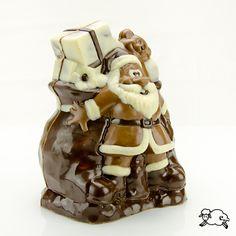 Weihnachtsmann mit Riesensack II