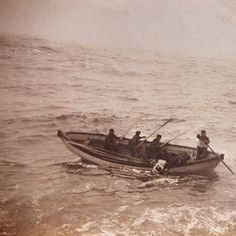 the picture, the recovery of the Titanic passagers .  The photo will be auctioned on May 14 by Christies in London.