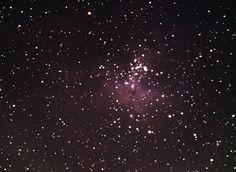 Eagle Nebula M16 Coachella Valley Astrophotography