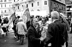 marcia di protesta - Roma #3