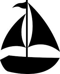 Afbeeldingsresultaat voor anchor silhouette vector