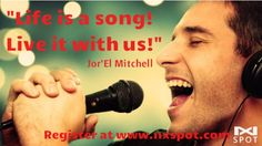 Come to www.nxspot.com to make your dreams come true by showing your talent.  Register Today-  www.nxspot.com  #ShowYourTalent #musictalent #unique #RealestEra #nxspot #Musicstar #musicnews #newmusic #album #beastar #singingstar #talentmanagement #bornstar #promotingtalent #musician #musicismylife #songcover #connectwithfans #songwriter #music #rap #instamusic #musicvideo