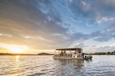 Zambezi River Cruises with Bushtracks River Safaris Victoria Falls, Cruises, Safari, Africa, Relax, Cabin, River, Adventure, House Styles