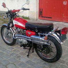 Honda 350 CL scrambler CB Vintage Honda Motorcycles, Honda Bikes, Honda Cb, Cars And Motorcycles, Honda Scrambler, Cafe Racer Honda, Vintage Cycles, Vintage Bikes, Classic Bikes