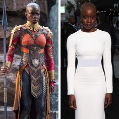 Okoye (Danai Gurira) | Get to know the cast and characters before the film hits theaters.