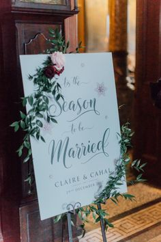 Deck The Halls: 24 Christmas Wedding Decor Ideas Creative Wedding Favors, Unique Wedding Favors, Wedding Gifts, Handmade Wedding, Personalized Wedding, Christmas Wedding Centerpieces, Winter Wedding Decorations, Winter Wedding Ideas, Christmas Wedding Dresses