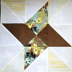 Moose on the Porch Quilts: Fat Quarter Stars Block Two with Carrie Graziano