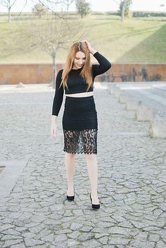 More looks by Eleine Pereira: http://lb.nu/iameleine  #chic #classic #elegant