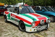 This widebody Škoda 130 RS rally tribute is angry and awesome Autos Rally, Rally Car, Monte Carlo Rally, Funny Pigs, Pink Cadillac, Audi Rs, Vintage Race Car, Abandoned Cars, Twin Turbo