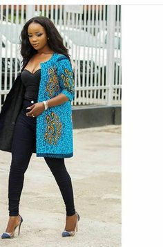 Latest collection of the best and trendy ankara jackets and ankara blazers styles there are out there. DO you love ankara blazers and jackets styles. African Print Dresses, African Print Fashion, African Fashion Dresses, African Dress, Fashion Prints, All Fashion, Ankara Fashion, Ankara Styles For Men, Latest Ankara Styles