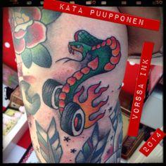 https://www.facebook.com/VorssaInk, http://tattoosbykata.blogspot.fi, #tattoo #tatuointi #katapuupponen #vorssaink #forssa #finland #traditionaltattoo #suomi #oldschool #sailorjerry