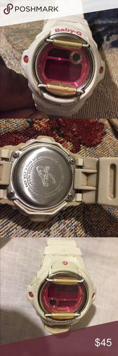 Baby g watch Very Beautiyful  authentic baby g watch 3189 Casio Accessories Watches