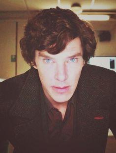 I love you more than Mycroft loves his umbrella.