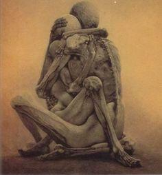 あなたの知らないアートの世界: ヤバさマックス!ベクシンスキーの世にも奇妙な世界