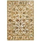 Classic Ivory 4 ft. x 6 ft. Area Rug
