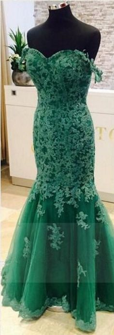 #green  #lace #prom #party #evening #dress #dresses #gowns #cocktaildress #EveningDresses #promdresses #sweetheartdress #partydresses #QuinceaneraDresses #celebritydresses #2016PartyDresses #2016WeddingGowns #2017Homecoming dresses #LongPromGowns #blackPromDress #AppliquesPromDresses #CustomPromDresses  #backless #sexy #mermaid #LongDresses #Fashion #Elegant #Luxury #Homecoming  #CapSleeve #Handmade #beading