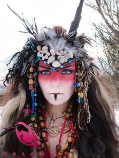 inca shaman headdress - Google Search