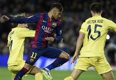 Prediksi Barcelona Vs Villarreal 12 Februari 2015 - Barceloa akan memulai awal petualangan mereka untuk menembus partai final Copa del