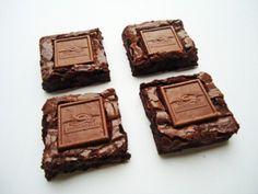 ghiradelli almond brownies