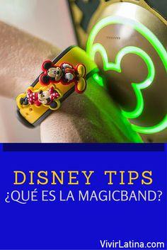 Sabes qué es la MAGICBAND Disneyland Orlando, Miami Orlando, Disney World Resorts, Walt Disney World, Disney Land, Disney Tips, Disney Magic, Disney Fast Pass, Magic Bands